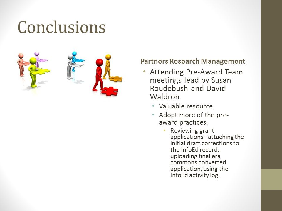 Partners Research Management