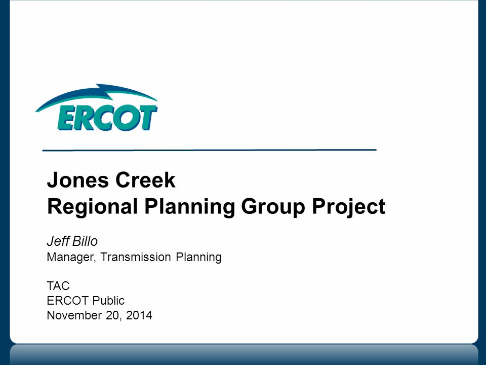 Regional Planning Group Project