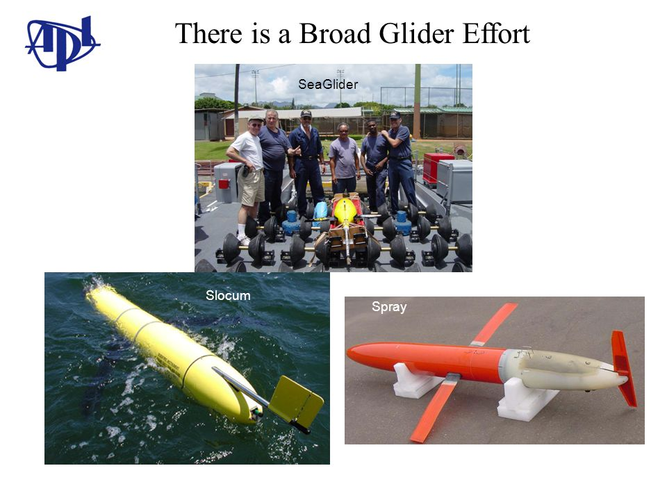 There is a Broad Glider Effort