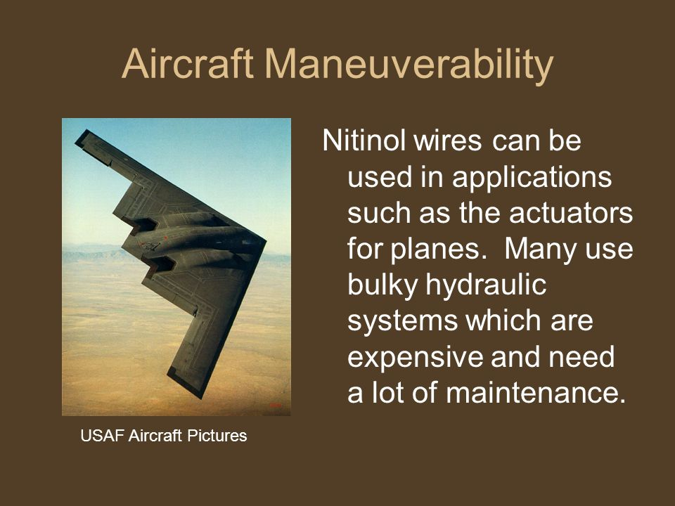 Aircraft Maneuverability