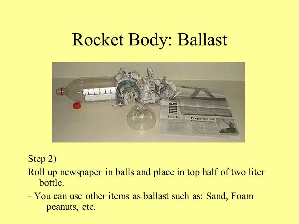 Rocket Body: Ballast Step 2)