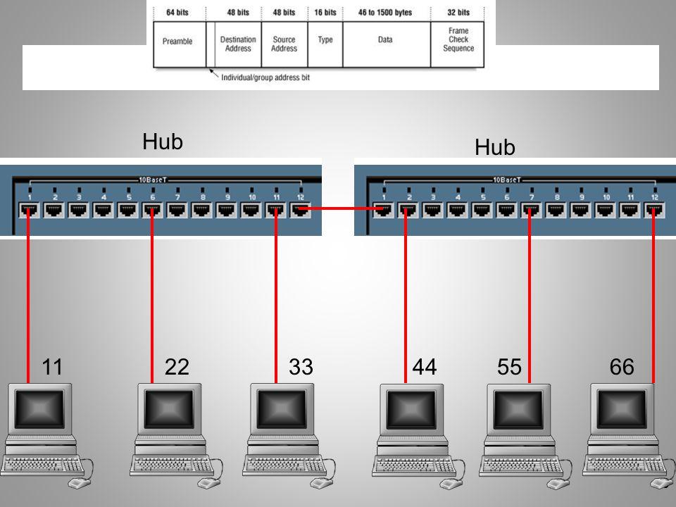 Hub Hub 11 22 33 44 55 66