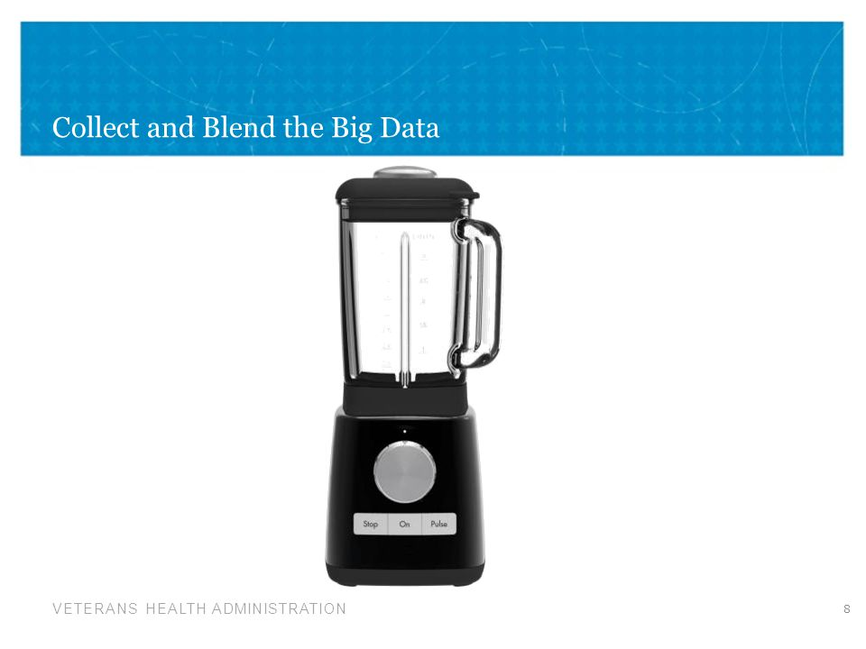 Collect and Blend the Big Data