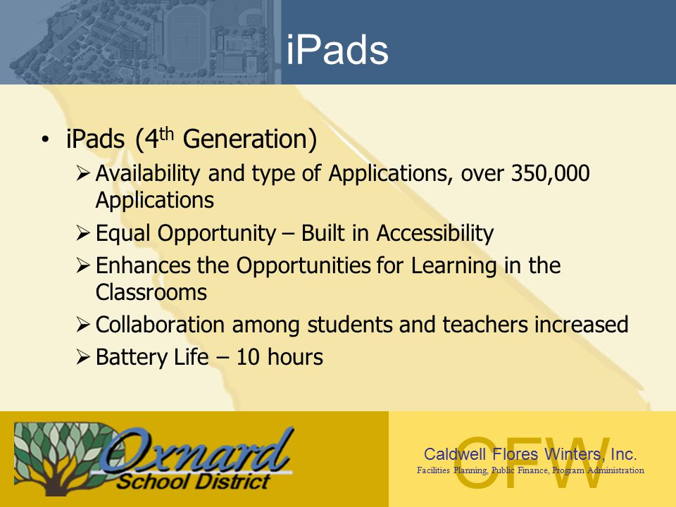 iPads iPads (4th Generation)