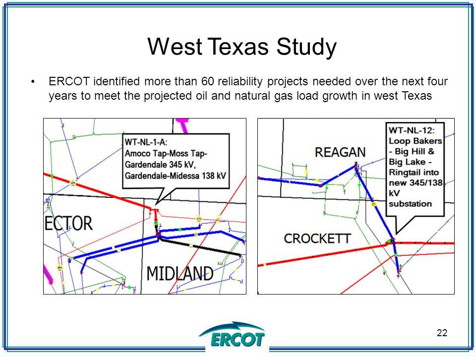 West Texas Study