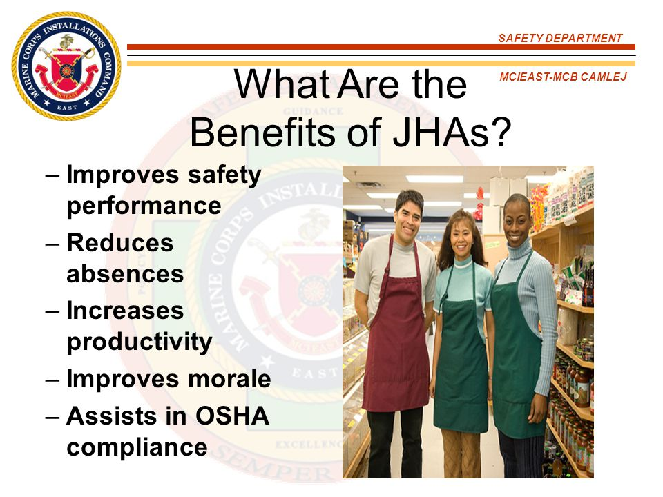 What Are the Benefits of JHAs