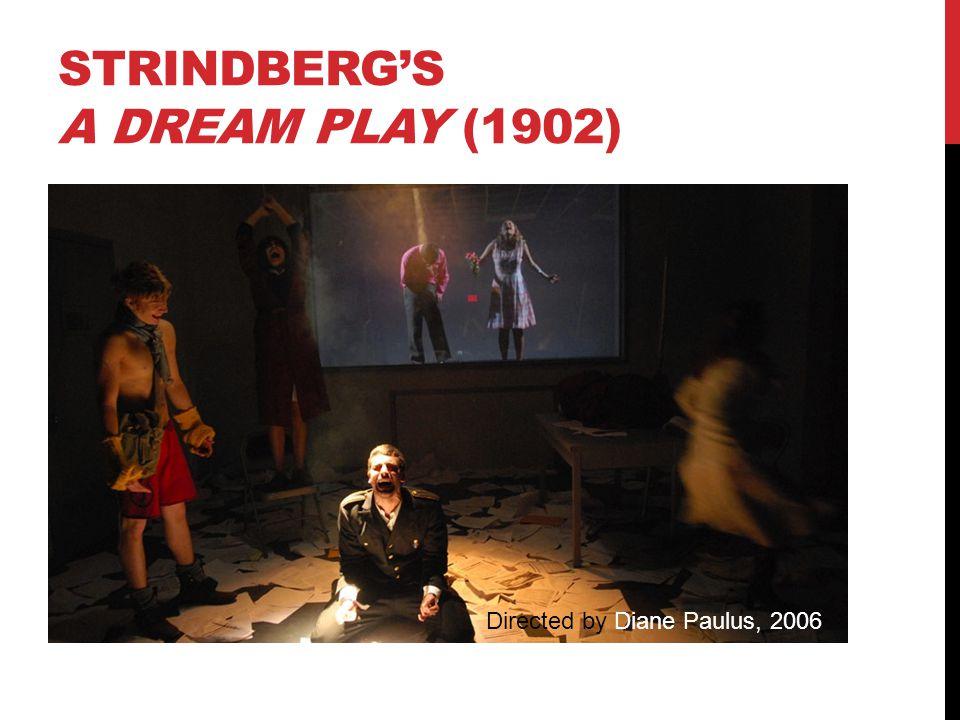 Strindberg's a dream play (1902)