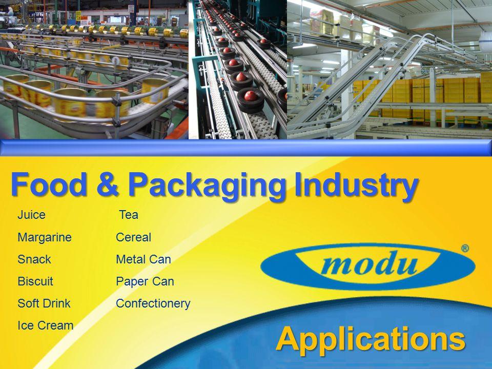 Accumulator Applications Food & Packaging Industry Juice Margarine