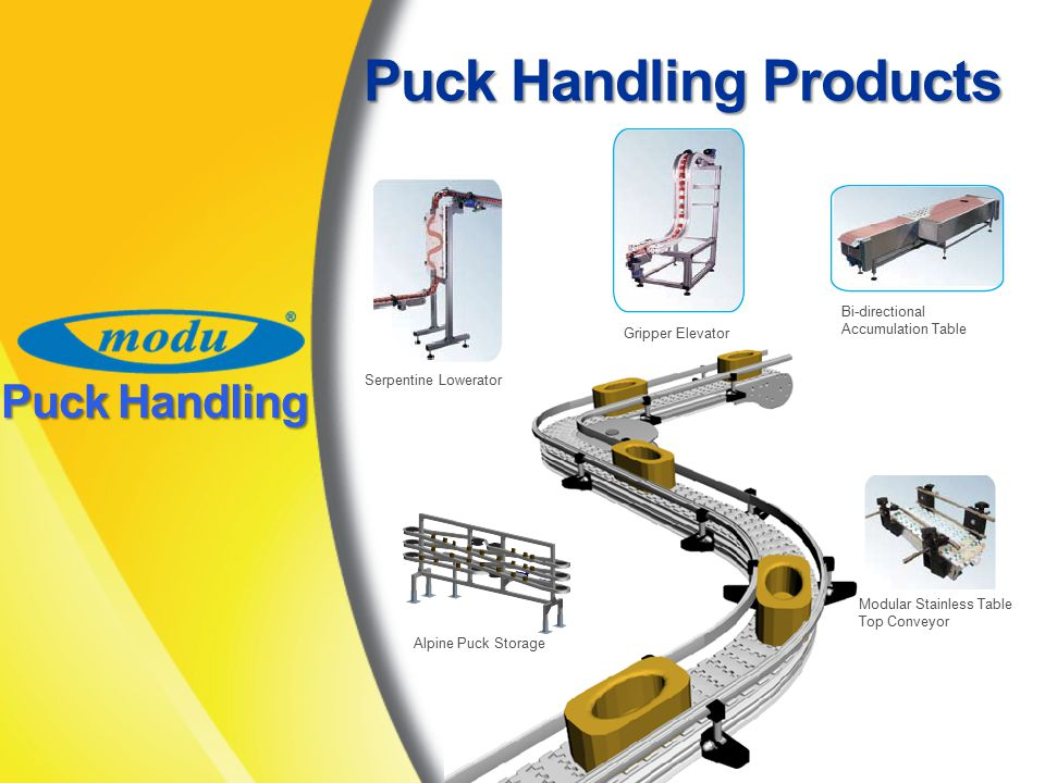 Puck Handling Products
