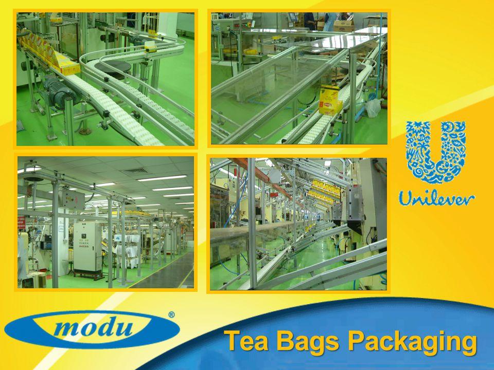 Tea Bags Packaging