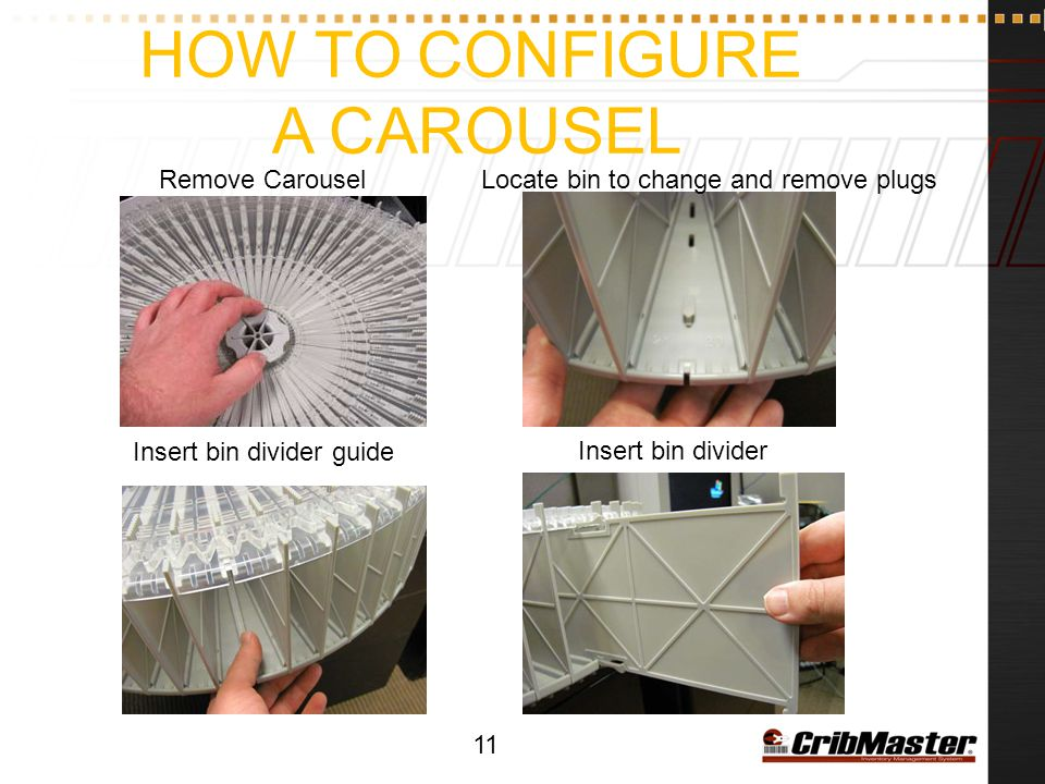 How to Configure a Carousel