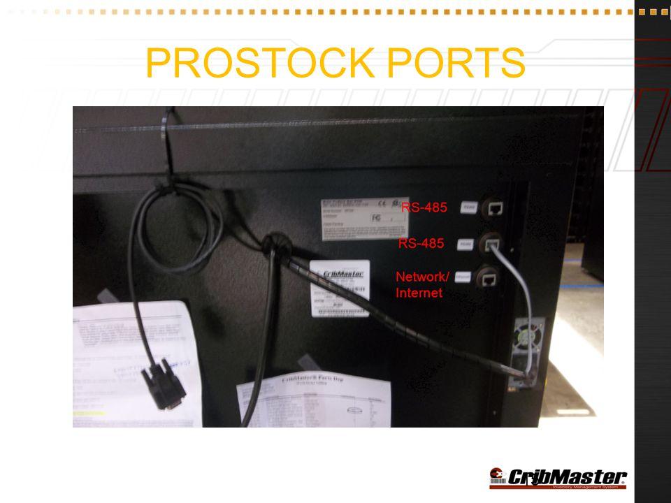 ProStock Ports