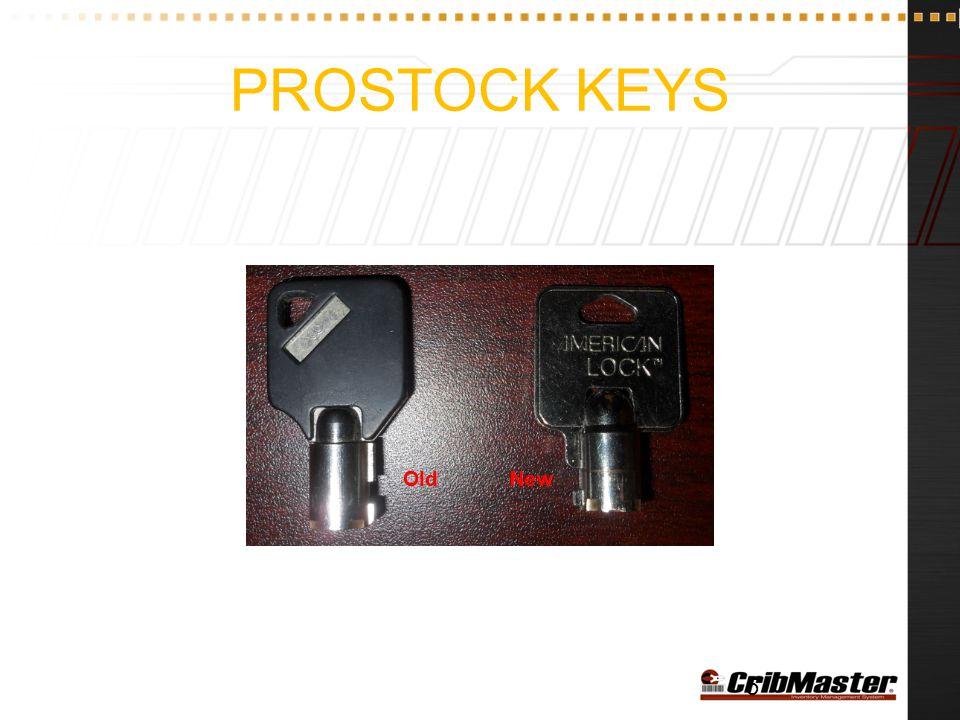 ProStock Keys