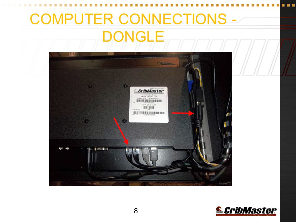 Computer Connections - Dongle