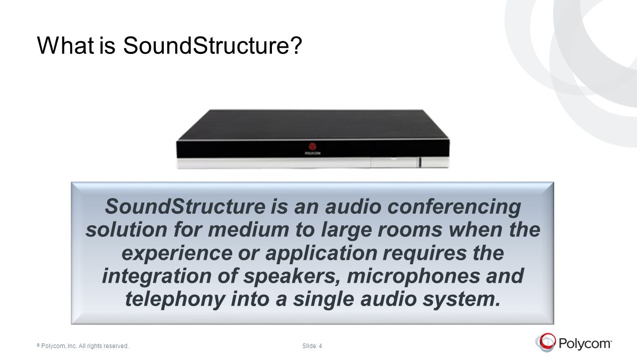 What is SoundStructure