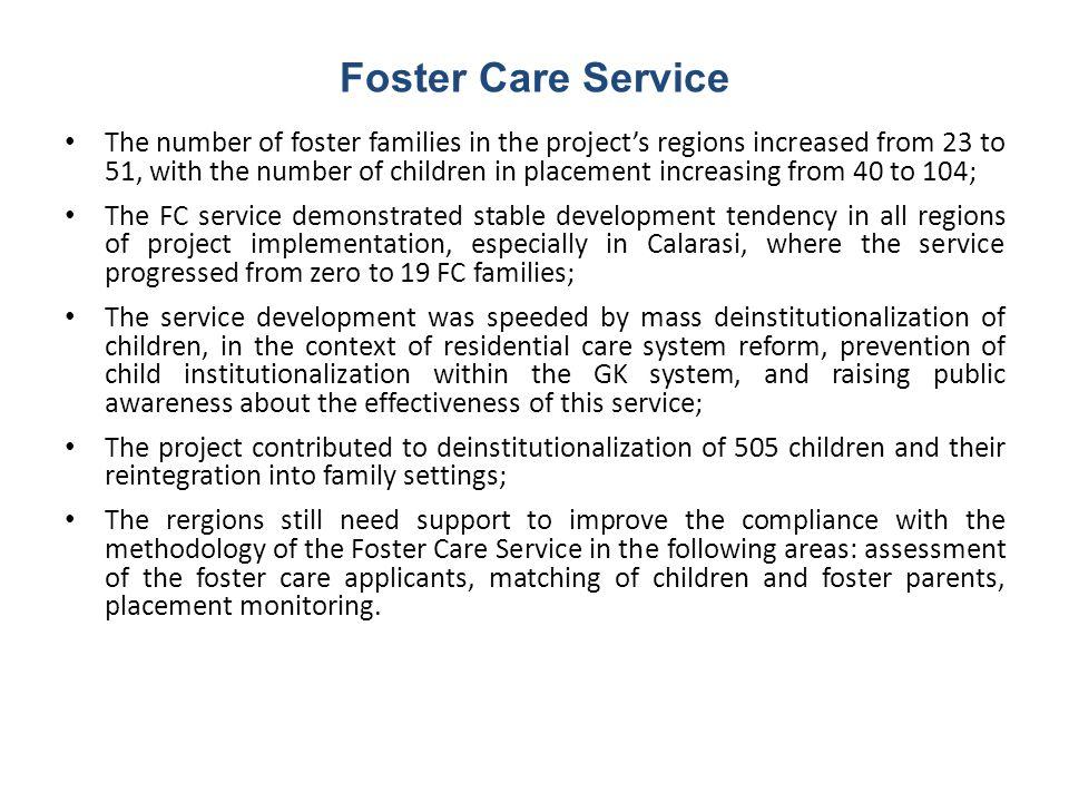 Foster Care Service