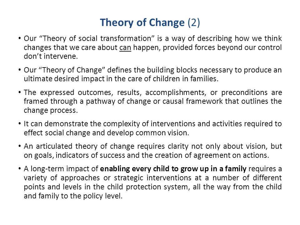 Theory of Change (2)