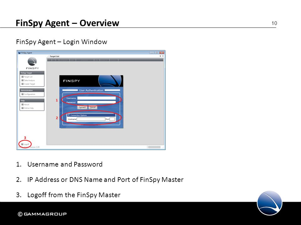FinSpy Agent – Overview