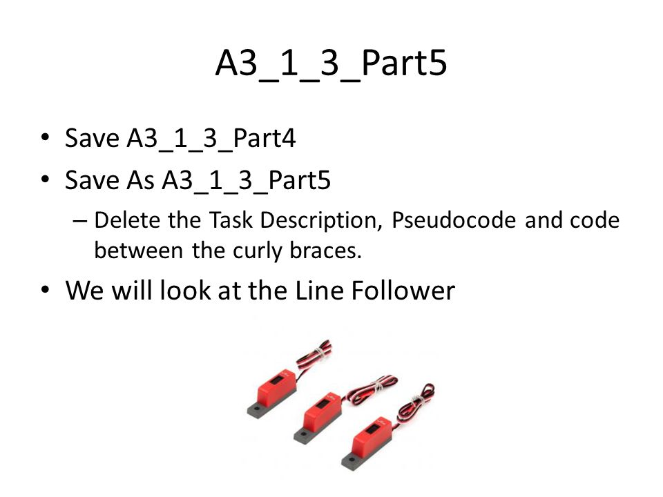 A3_1_3_Part5 Save A3_1_3_Part4 Save As A3_1_3_Part5