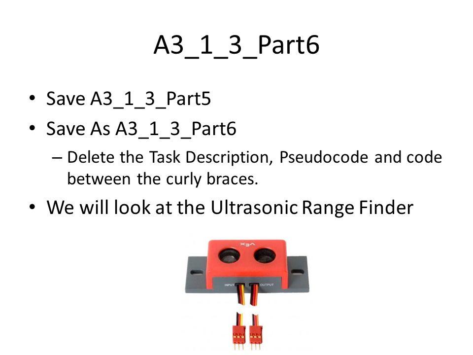 A3_1_3_Part6 Save A3_1_3_Part5 Save As A3_1_3_Part6