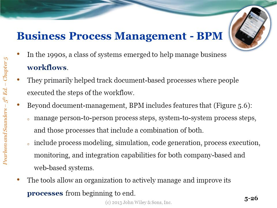Business Process Management - BPM