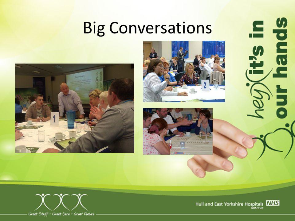 Big Conversations