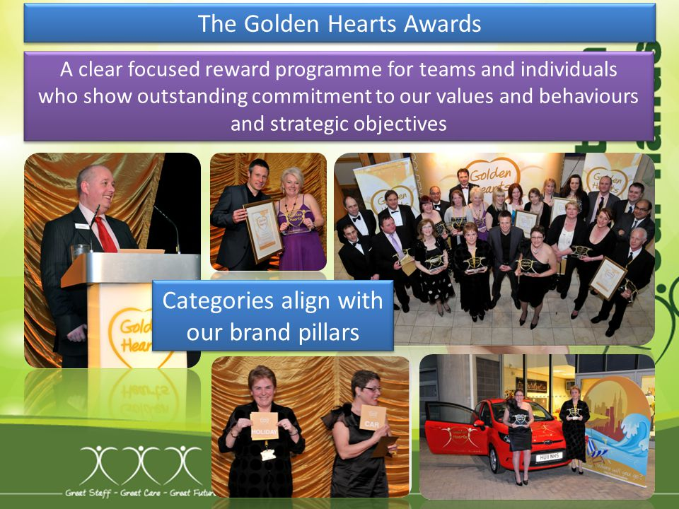 The Golden Hearts Awards