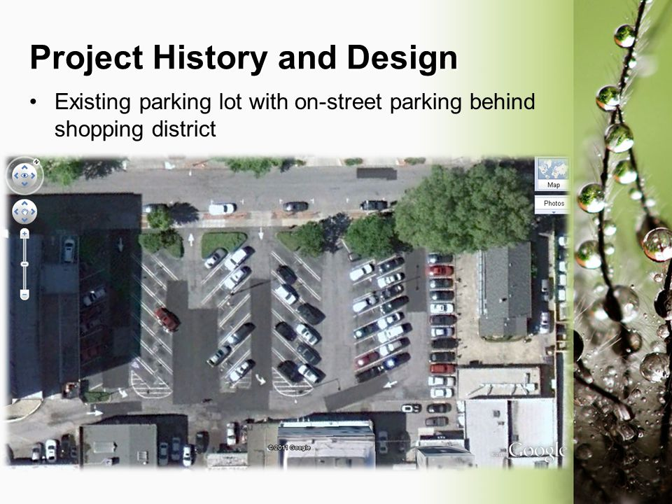 Project History and Design