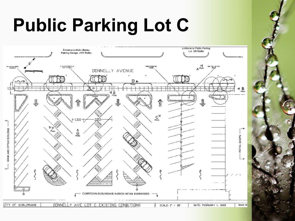 Public Parking Lot C