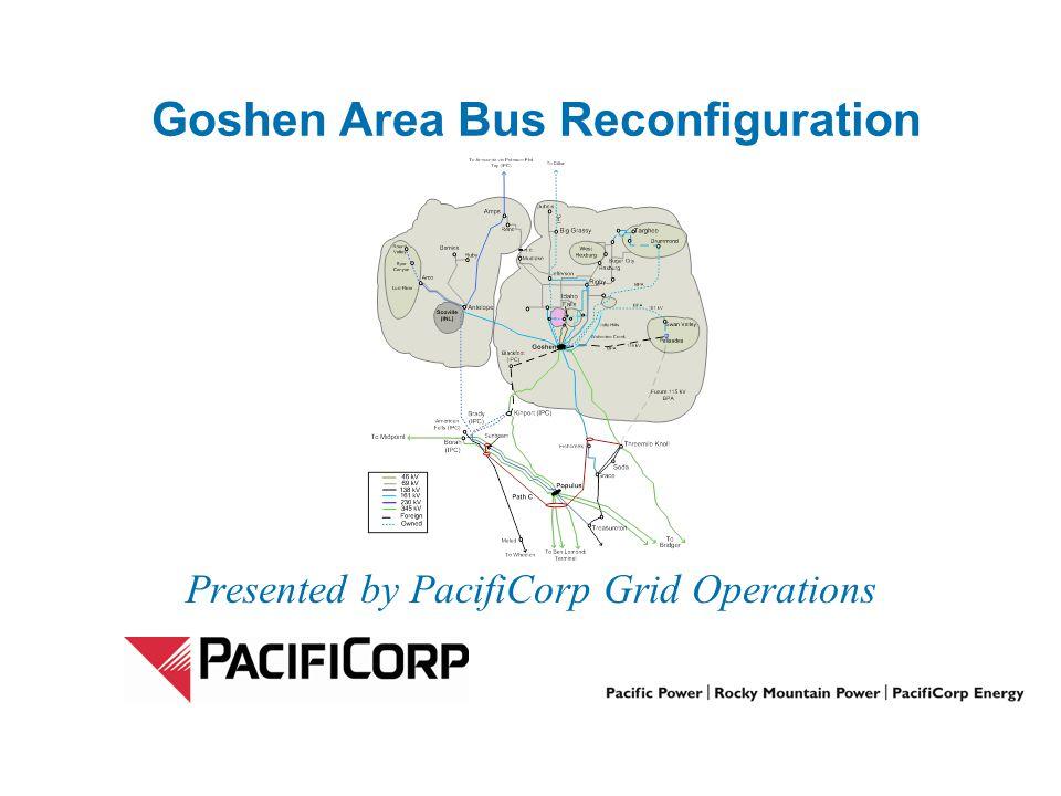 Goshen Area Bus Reconfiguration