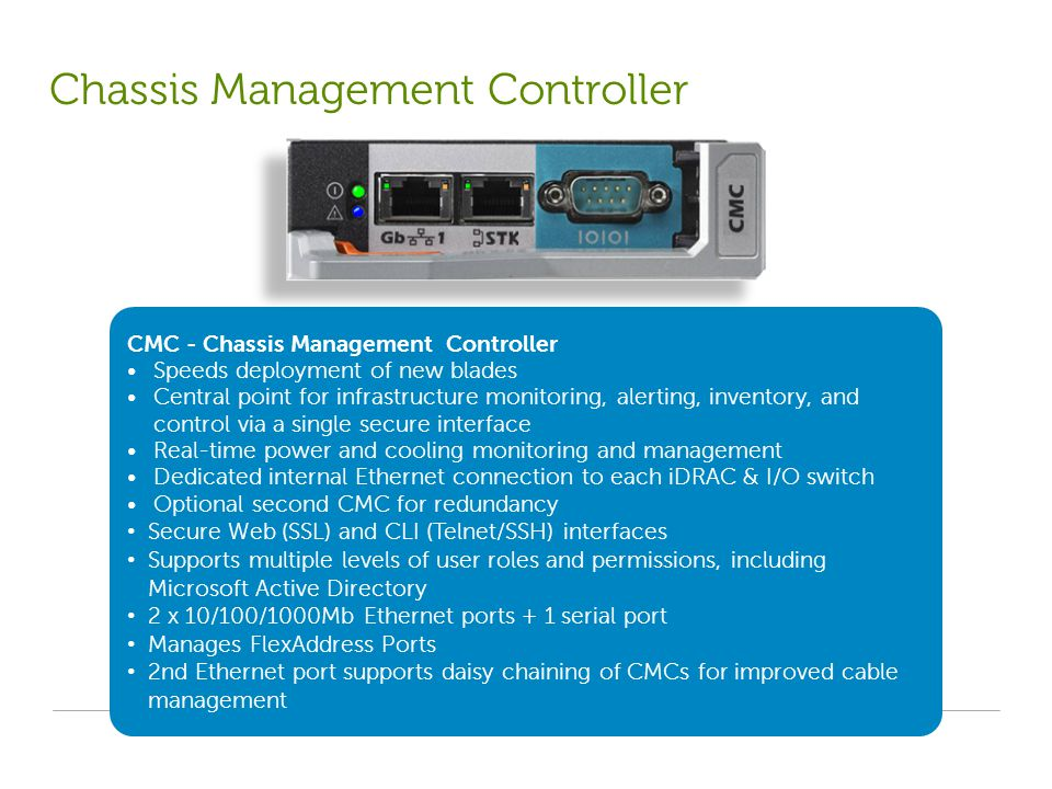 Chassis Management Controller