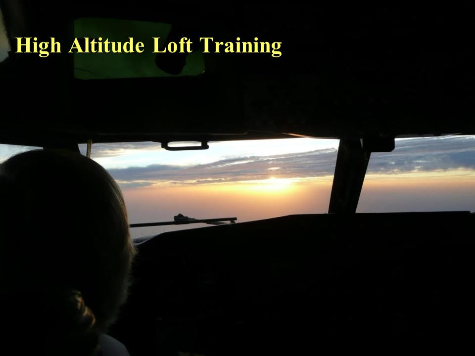 High Altitude Loft Training