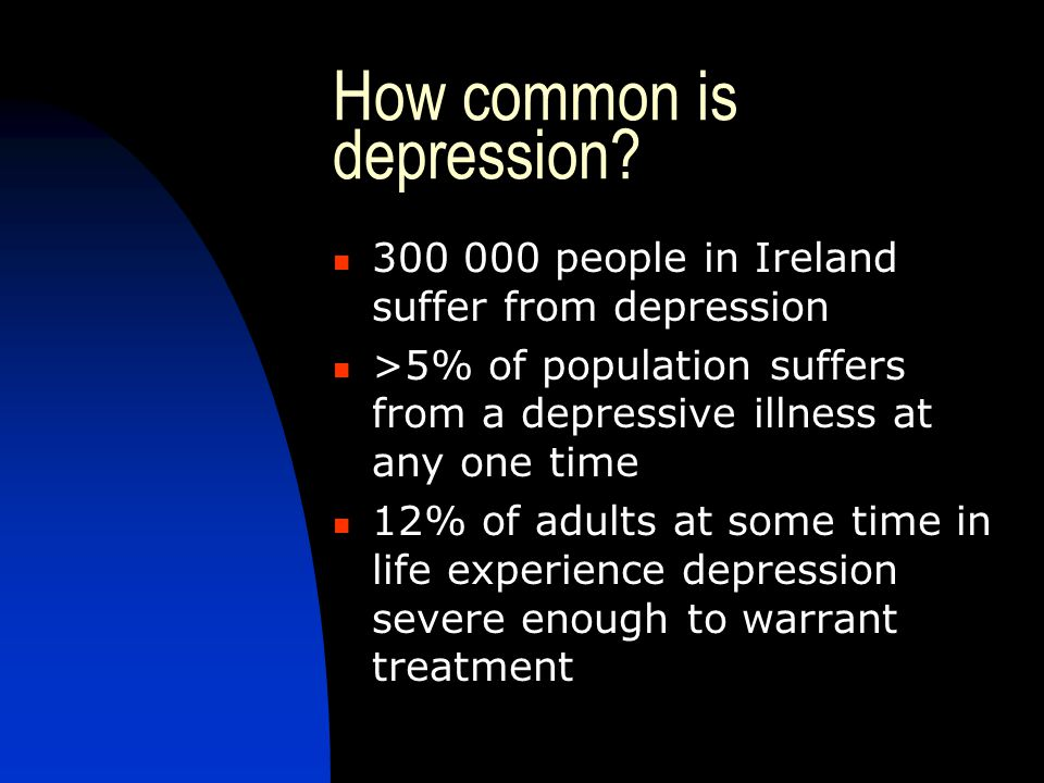 How common is depression