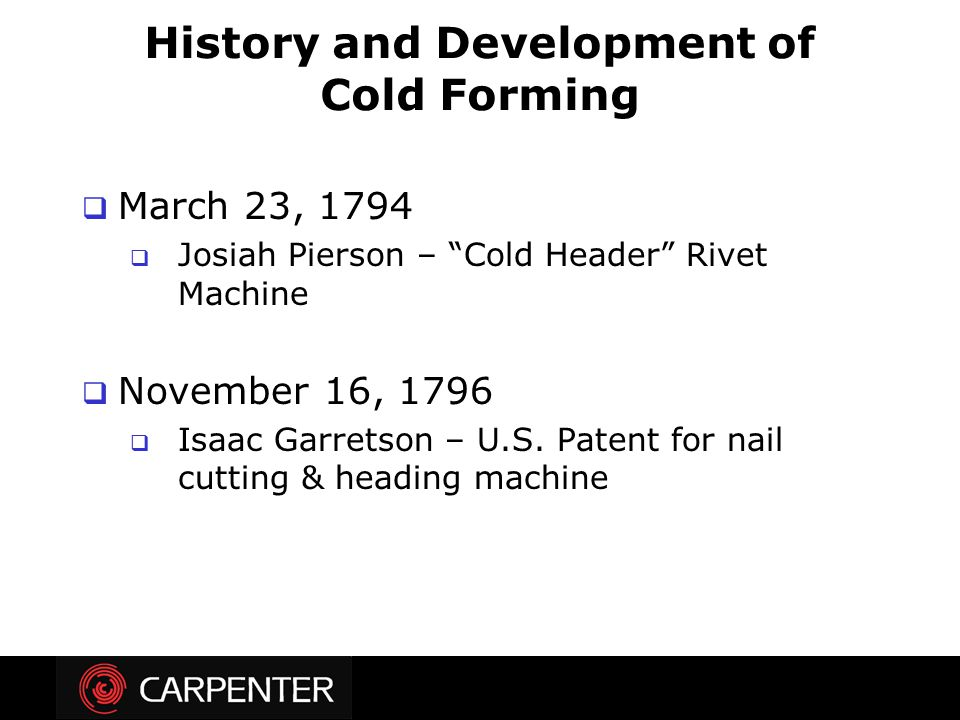 History and Development of