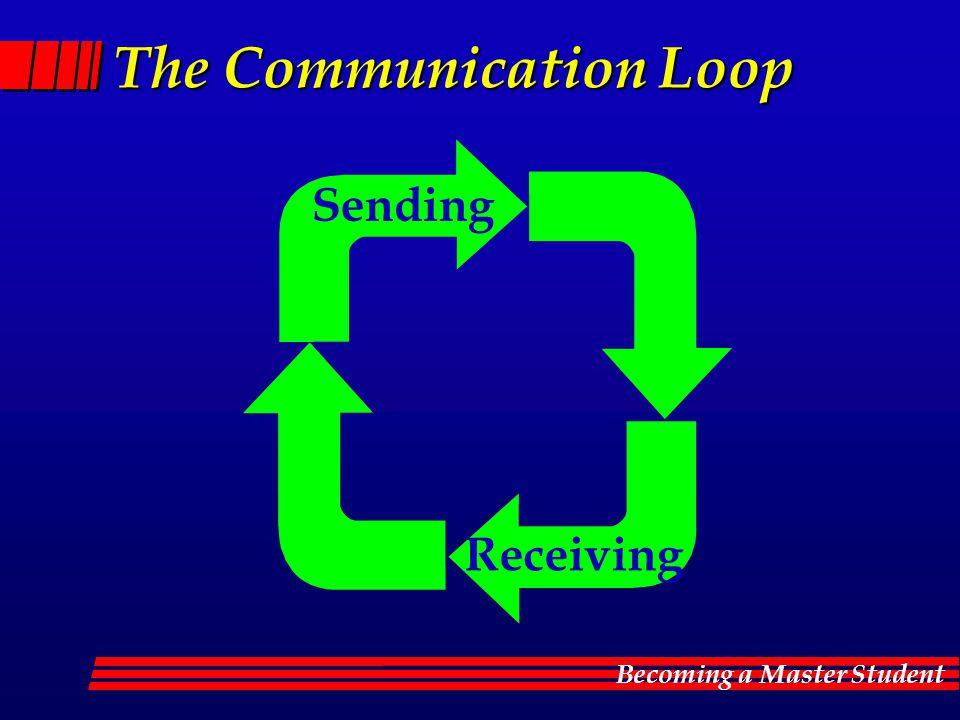 The Communication Loop