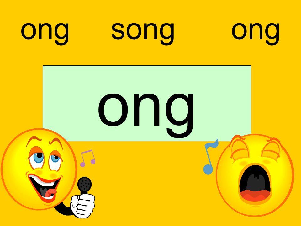 ong song ong ong
