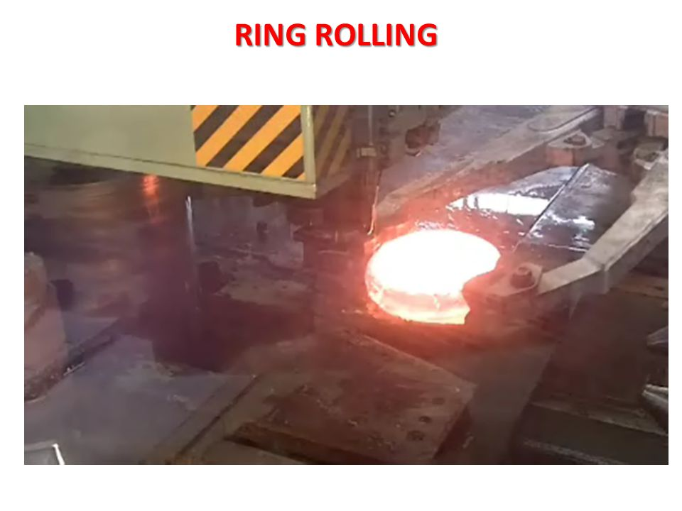RING ROLLING