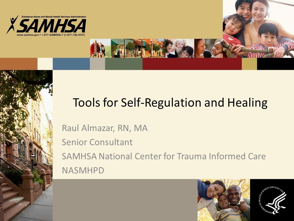 Tools for Self-Regulation and Healing