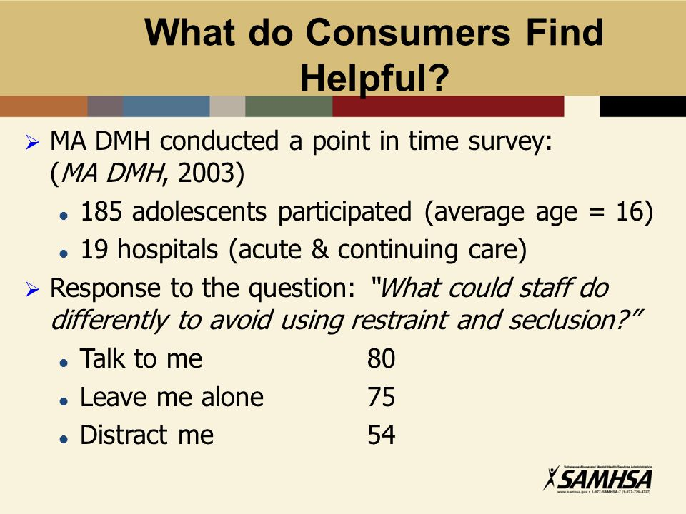 What do Consumers Find Helpful