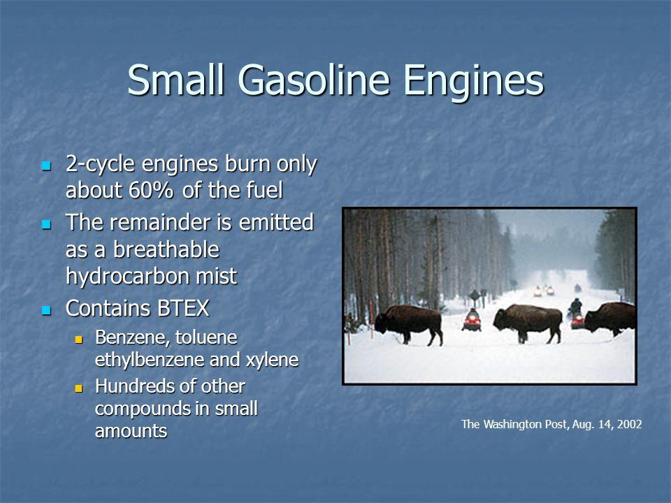 Small Gasoline Engines