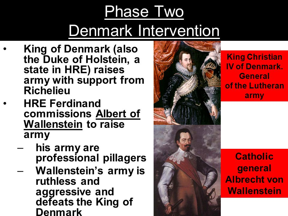 Phase Two Denmark Intervention