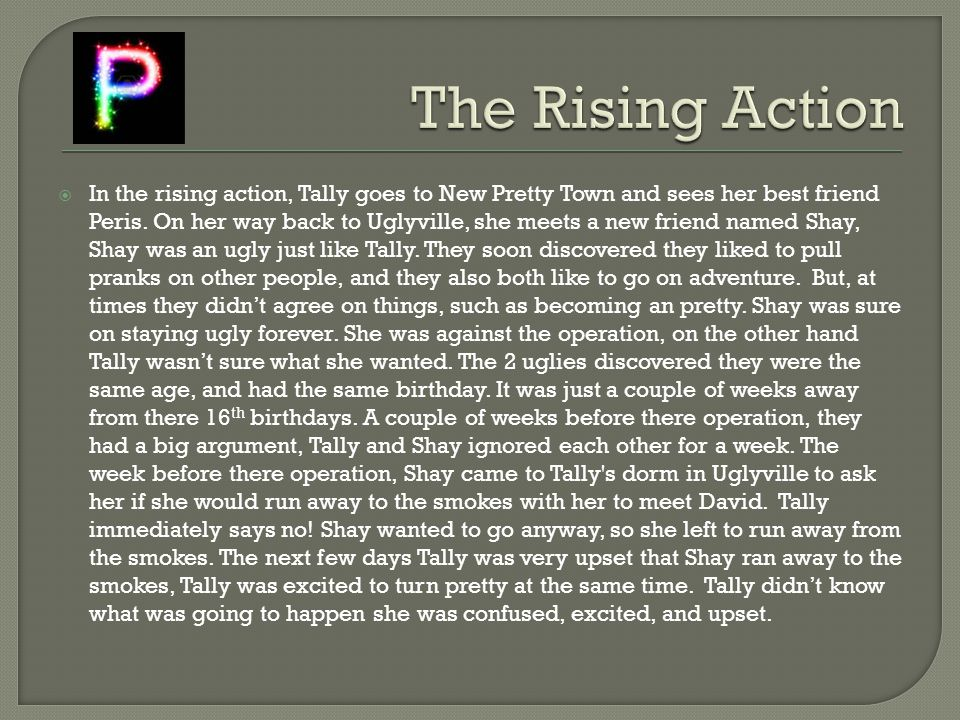 The Rising Action