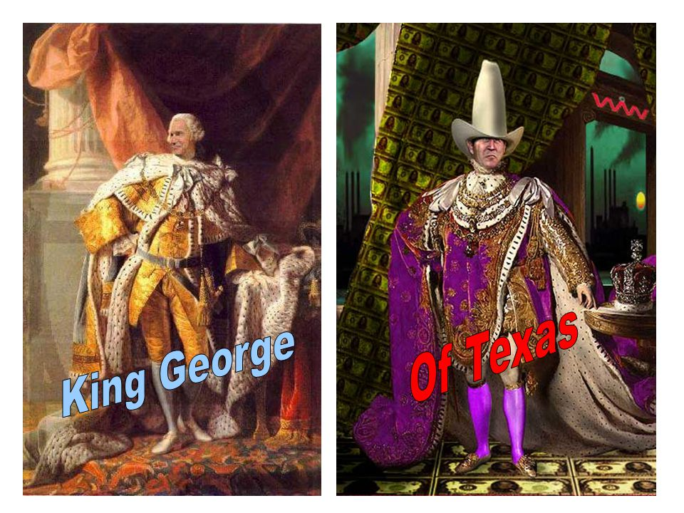 Of Texas King George