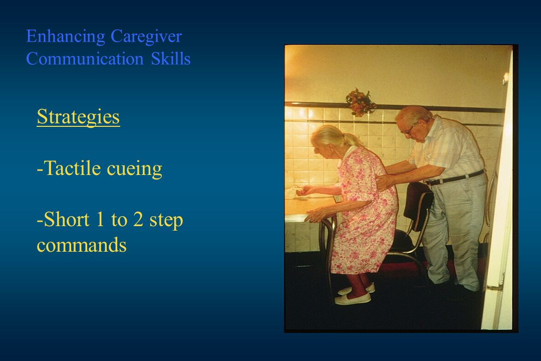 -Short 1 to 2 step commands