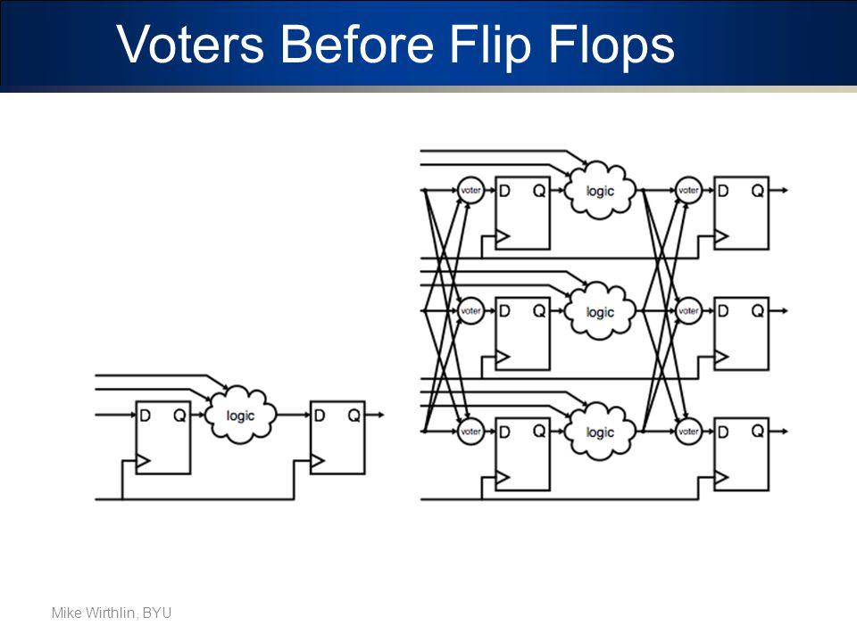 Voters Before Flip Flops