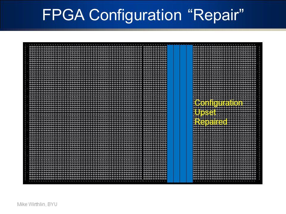 FPGA Configuration Repair