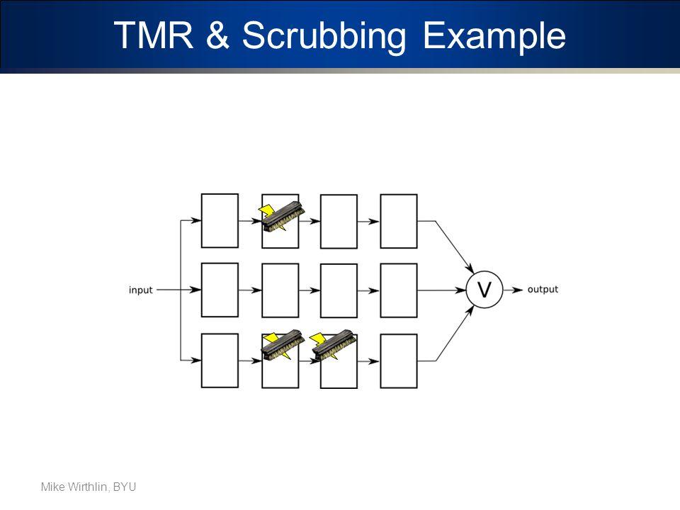 TMR & Scrubbing Example