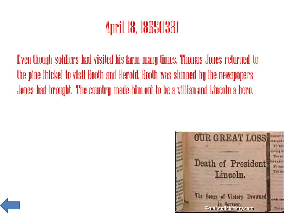 April 18, 1865(138)