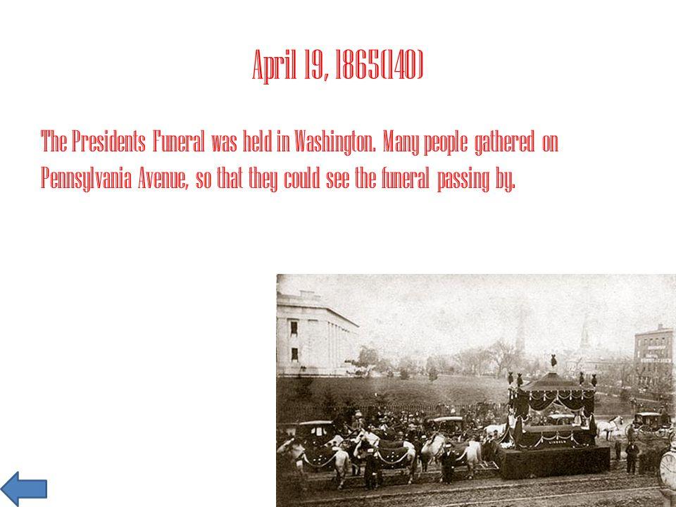 April 19, 1865(140)