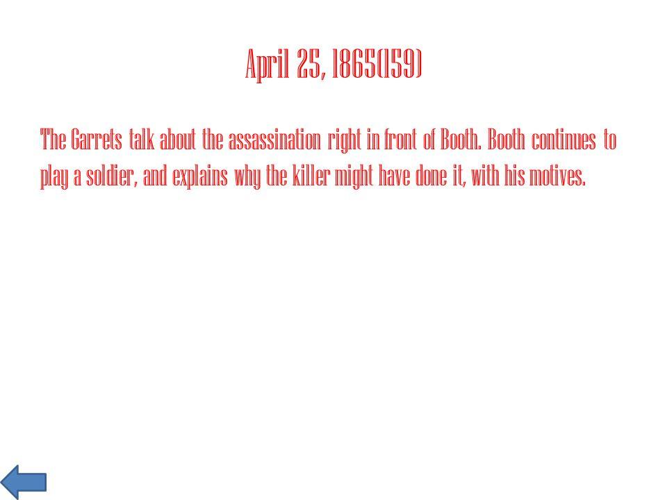April 25, 1865(159)